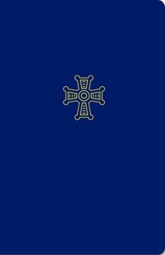Gotteslob Erzbistum Paderborn. Taschenausgabe Kunstleder blau: Katholisches Gebet- und Gesangbuch. Neues Gotteslob für das Erzbistum Paderborn.(A6 Format)
