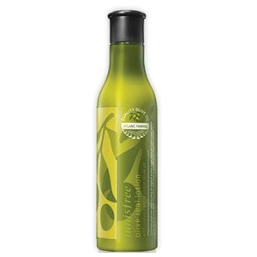 福祉増加するラインナップinnisfree(イニスフリー) 保湿栄養 オリーブリアル ローション 乳液 160ml