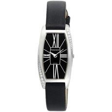 Tiffany Z6400.10.40F10A40E ティファニーGemeaレディース腕時計 ブラック×シルバー [並行輸入品]