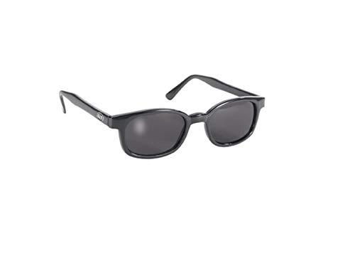 Pacific Coast Sunglasses X-kd's 1120 Sonnenbrille, Dunkelgrau