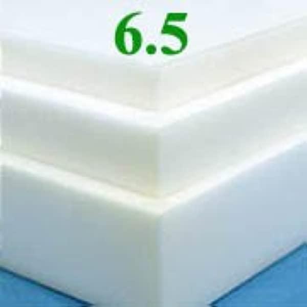 Queen 1 5 Inch Soft Sleeper 6 5 Visco Elastic Memory Foam Mattress Topper USA Made