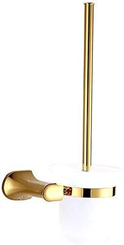 Toalleros Bases Titular de baño WC Copper Modern portaescobillas WC Accesorios Productos útiles a Prueba de Herrumbre Perforación de Montaje en Pared de Titanio