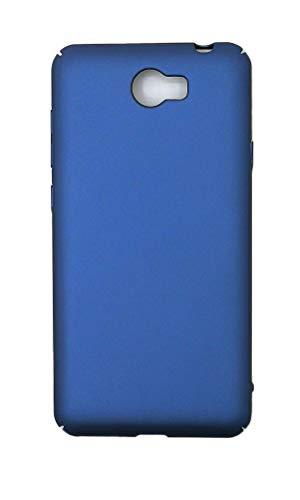 stengh Funda Huawei Y6II Compact LYO-L21 LYO-L01 / Y6 II Compact/Huawei Y5II CUN-L33 CUN-L23 CUN-L03 CUN-L01 / Honor 5 CUN-TL00 CUN-AL00 PC Case Cover Azul