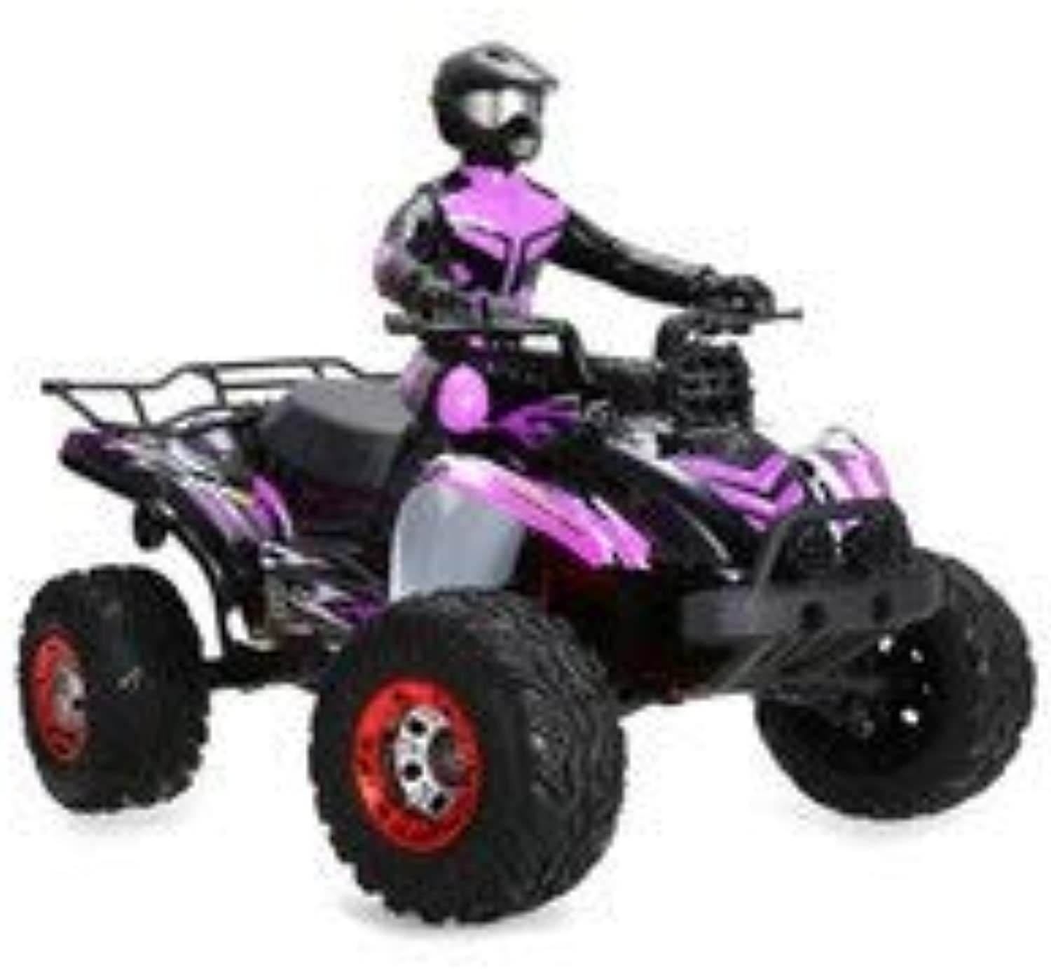 Generic Feiyue FY  04 RC Cars 1   12 Full Scale 4WD 2.4G 4 CH Racing Car High Speed Crossing Car Off Road Racer 4 Wheel Vehicle Toys Purple