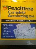 Peachtree Complete Accounting 2004