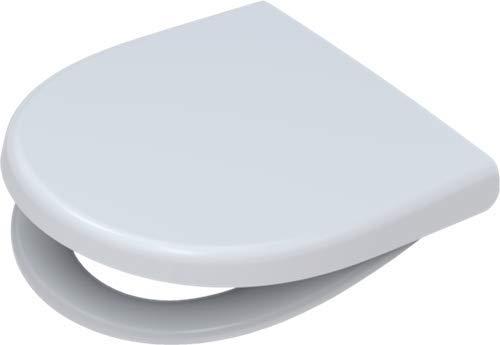 WC Sitz mit Deckel Klodeckel für Keramag icon / 4U mit Absenkautomatik