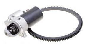 GEA Kit Arranque Electrico LOMBARDINI 2816102, 5840218. Pieza Compatible
