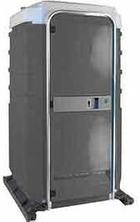 PolyJohn FS3-1005, Fleet Portable Restroom, Pewter