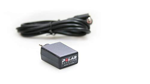 WaterRower Rudergerät Polar Herzfrequenzempfänger, Schwarz, Standard