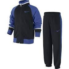 Nike Tuta Zip Intera Acetato 678912 011 l