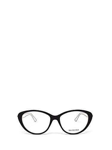 Balenciaga Luxury Fashion Damen BB0067O001 Schwarz Metall Brille   Jahreszeit Permanent
