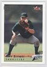 Jace Brewer (Baseball Card) 2002 Fleer Triple Crown - [Base] #72