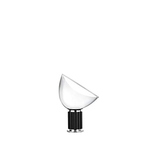 Flos Tischlampe TACCIA SMALL LED Schwarz 373 x 142 x 485 mm