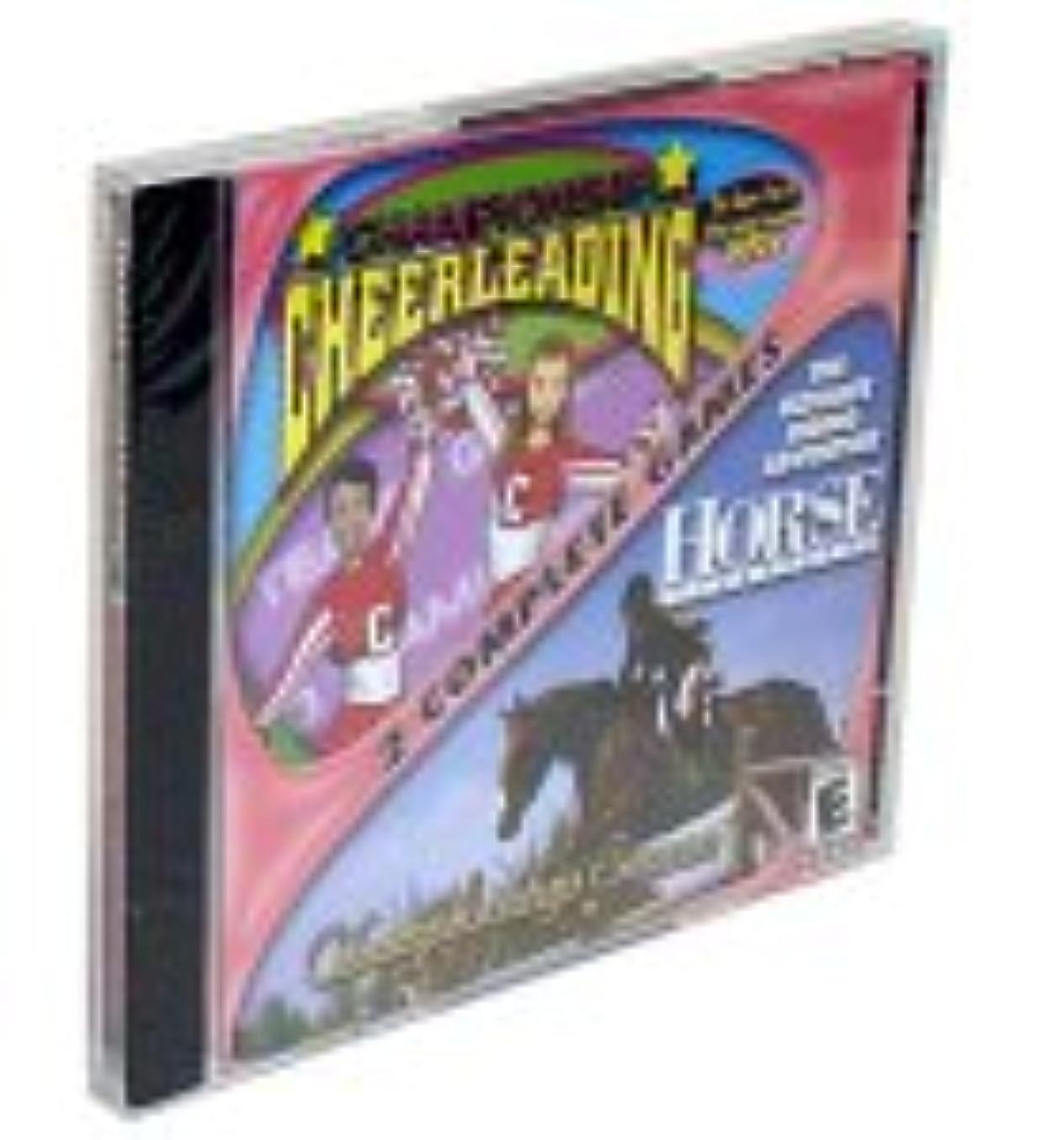 書店失業エンドテーブルHorse Illustrated / Championship Cheerleading (Jewel Case) (輸入版)