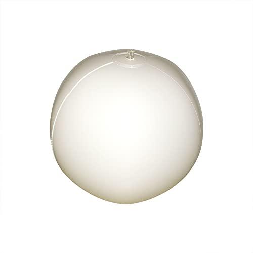 Kpcxdp Piscine de Vacances Party LED Jardin Brillant Grand Gonflable Plage Jouets Ballon...
