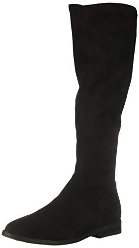 Gentle Souls by Kenneth Cole Women's Emma Stretch Boot, Black, 8.5 M US