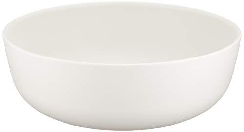 マーナ(MARNA) マグネット湯おけ ホワイト 洗面器 約径22×7.6cm きれいに暮らす。W621W