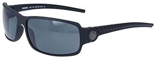 Schicke Sonnenbrille aus Kunststoff PERFORMER LIFESTYLE mit stylischem Design in Schwarz