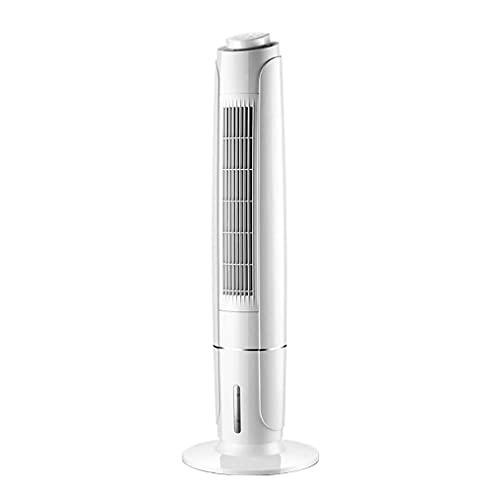 Climatización Aire acondicionado portátil, refrigerador de espacio móvil, aire acondicionado súper tranquilo, con control remoto Torre oscilante Ventilador, 3 en 1 Purifier de humidificador de ventila