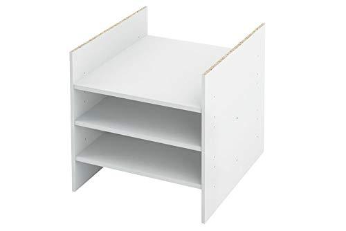 INWONA IKEA Kallax Regal Boden Zwischenfach Fachteiler Extra Fach 1-4 Böden 2-5 Fächer (mit 3 Böden)