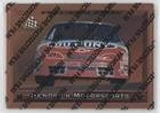 Jeff Gordon (Trading Card) 1997 Pinnacle - Precision Steel - Bronze #8