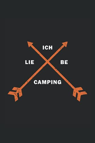 i love camping: Hangman Puzzles | 110 Game Sheets | Mini Game | Clever Kids | 6 x 9 in | 15.24 x 22.86 cm | Single Player | Funny Great Gift