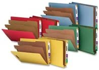 Classification Folders44; End Tab44; 2-Div44; 10-BX44; Gr Ltr44; Overseas Discount mail order parallel import regular item