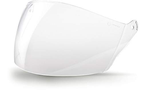 "Moto Helmets® MOTO-Visor ""U52"" · Helm-Visier · Motorrad-Helm Roller-Helm Jet-Helm Visiere Ersatz-Visier Zubehör Klapp-Helm Soxon Moto Armor · CLEAR DARK CHROME RAINBOW"
