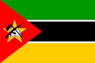 1000 Flags Drapeau Mozambique - 150 x 90 cm