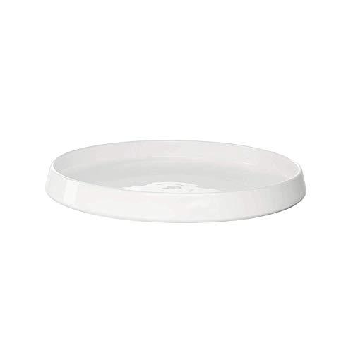 ASA Schale, Porzellan, weiß, 33x33x6 1
