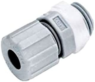 HUBBELL WIRING DEVICES - HJ1006GPK25 - CONDUIT CORD CONNECTOR, NYLON