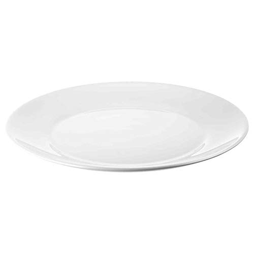 Ikea OFTAST White Dinner Plates, Side/Deep Plates And Bowls, Make Your Own Set