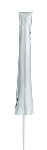 KETTLER Advantage Sonnenschirme Abdeckhaube für Gartenschirm bis 330 cm, grau