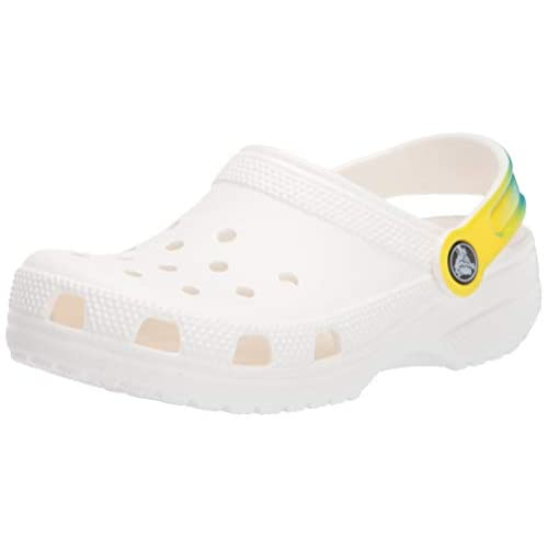Crocs Unisex's Men's and Women's Classic Clog | Comfortable Slip on Casual Water Shoe