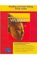 PRENTICE HALL WORLD HISTORY READING AND NOTE TAKING STUDY GUIDE SURVEY  2007