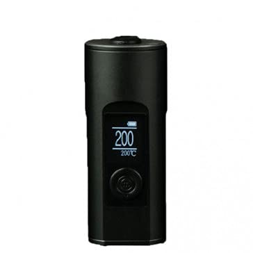 Solo 2 Vaporizer von Arizer Farbe Carbonschwarz - kein Nikotin