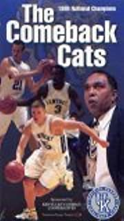1998 National Basketball Champs: THE COMEBACK CATS