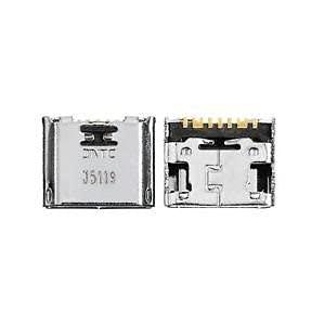 MMOBIEL 2x Dock Connector Power Socket Jack Compatible con Samsung Galaxy Tab 3 / Tab A 7.0 / Tab E 9.6 / Tab 10.1 LTE Incl útiles