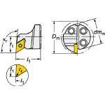 サンドビック コロターンSL コロターン111用カッティングヘッド 570-SDUPR-20-07-EX (601-3147) 《ホルダー》