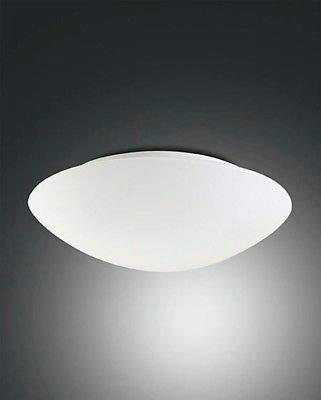 giardini Luz 3501 – 65 – 102 Plafón Pandora LED regulable blanca 24 W 2040lm Ø: 360 mm