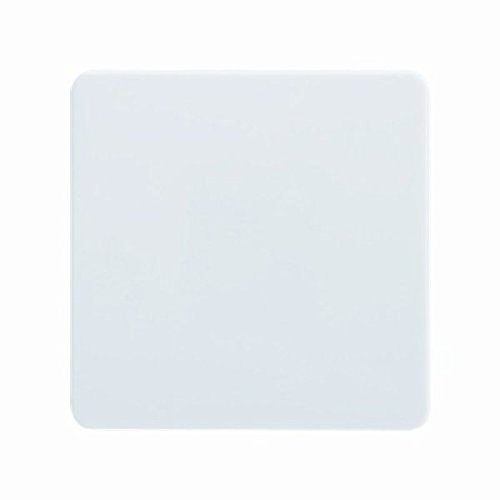 Elso 213604 Universal-Kreuzschalter/Taster reinweiss Wippe