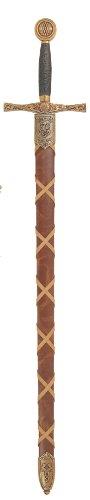 Excalibur König Arthurs Schwert m.Scheide als Deko