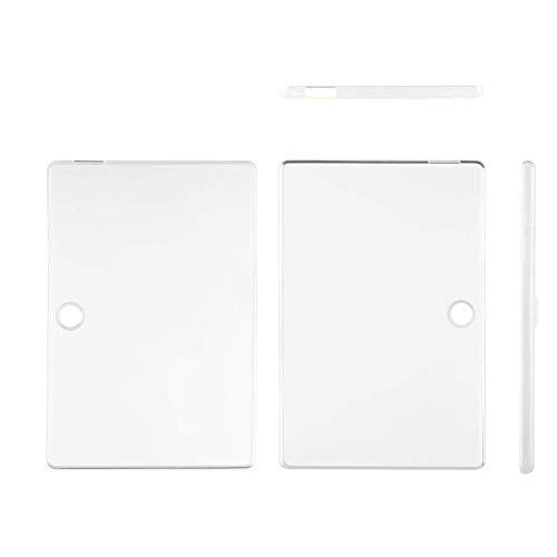 Acer Tablet Schutzhülle / Protective Sleeve (geeignet für das Acer Iconia One 10 (B3-A50 & B3-A50 Full HD), universelle Schutzhülle, Bumper Hülle) transparent
