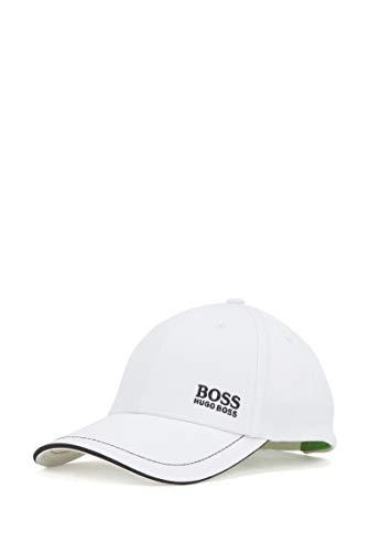 BOSS Cap 1 Gorra de béisbol, Blanco (White 100), Talla única para...