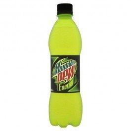 Mountain Dew Energy 24x500ml Bottles