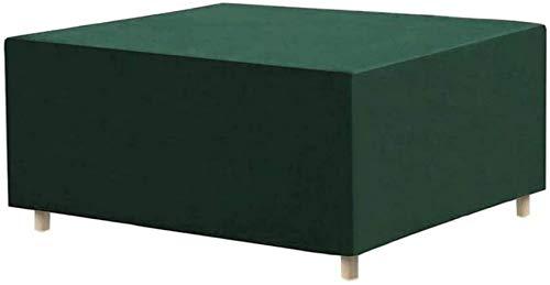 UYZ 180x160x100cm Fundas para Muebles de jardín, Funda para Muebles de Patio Rectangular, Resistente, Impermeable, antidesvanecimiento, para Muebles de ratán, para Juego de Mesa y sillas rectang