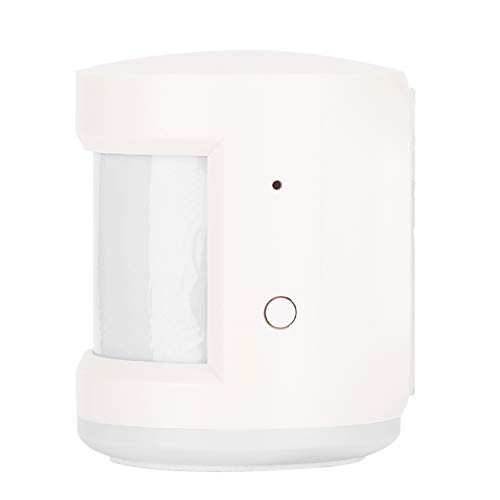Detector PIR Detector de Seguridad Señal de Red Fuerte 6m / 19.7ft Distancia de detección Detector infrarrojo Monitoreo de día o de Noche para Tuya para ZigBee