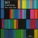Die Kunst d.Fuge Bwv 1080 F.4 Saxophone