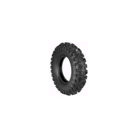Rotary # 8919 Lawnmower Tire 480 x 400 x 8 Snow Hog Tread Tubeless 2 Ply Carlisle Brand