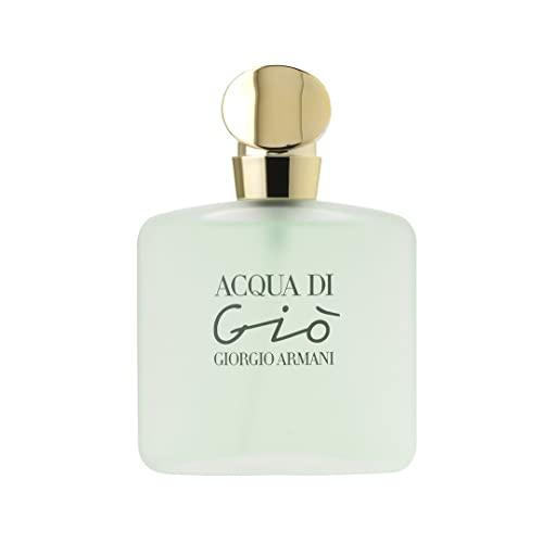 Acqua Di Gio Perfume by Giorgio Armani for Women. Eau De Toilette Spray 3.4 oz / 100 Ml